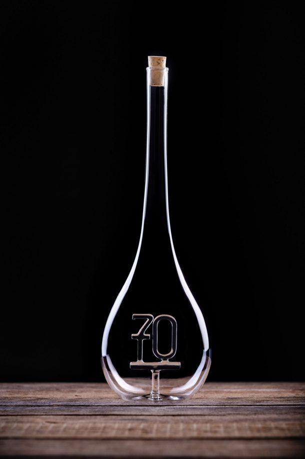 Geschenkflasche Goutè 70 - 0,5l