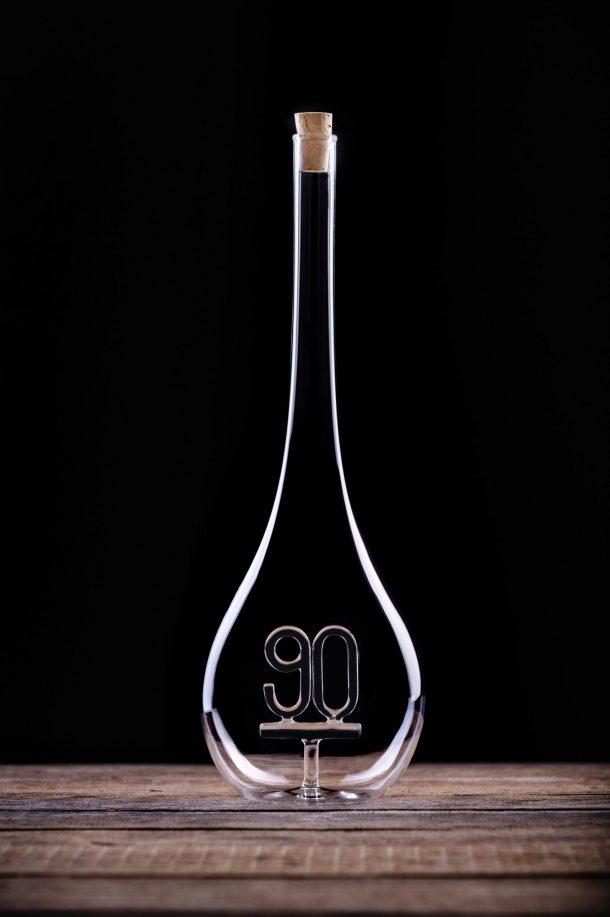 Geschenkflasche Goutè 90 - 0,5l