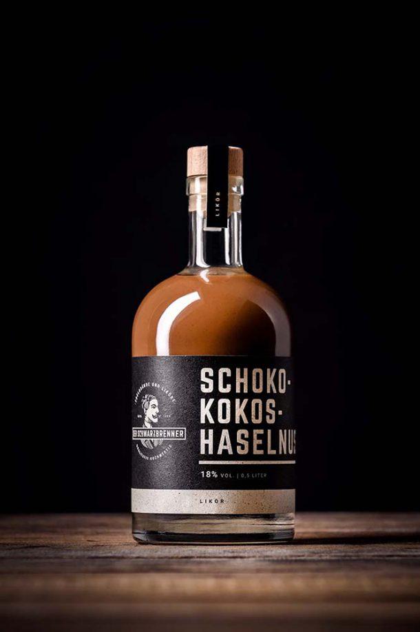 Schoko-Kokos-Haselnuss
