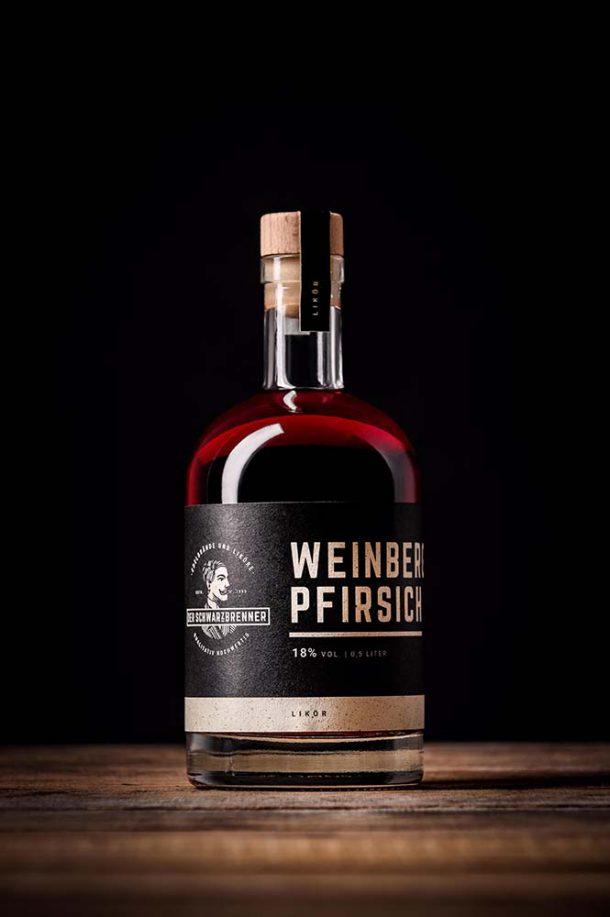 Weinberg-Pfirsich